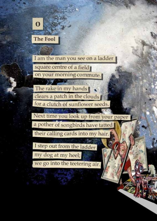 0 The fool poem